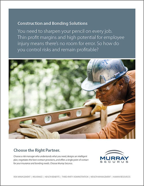 Construction and Surety Bonding